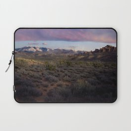 Dusk at Arches National Park Moab, UT Laptop Sleeve