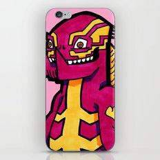 stripezilla iPhone & iPod Skin
