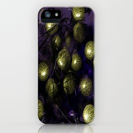 The Kiss of Prophecy iPhone Case