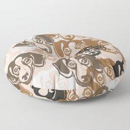 Beagles! Floor Pillow