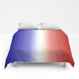 French Flag Gradient Comforters