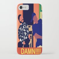 friday iPhone & iPod Cases featuring Friday by Courtney Ladybug Johnson