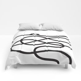 Intertwined Comforters