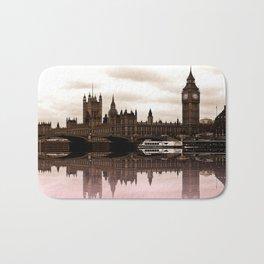 Westminster Pink Bath Mat