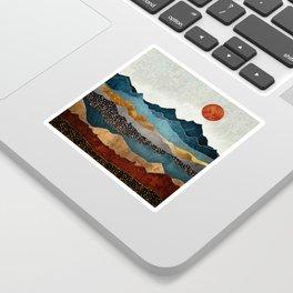 Amber Dusk Sticker