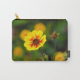 Potentilla 1 Carry-All Pouch