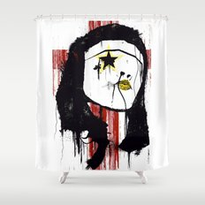 ED003 Shower Curtain