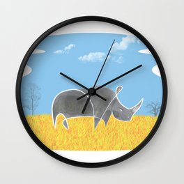 Rhi Wall Clock