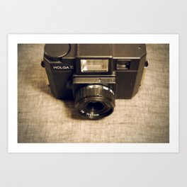 (Our) Holga. Art Print