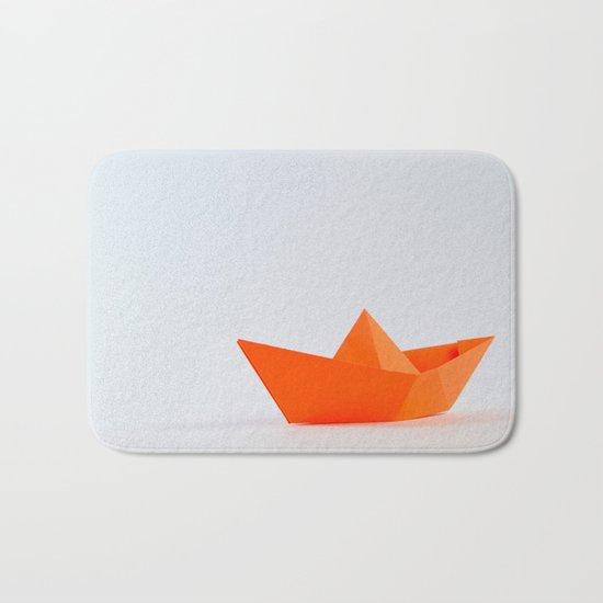 Origami 1 Bath Mat