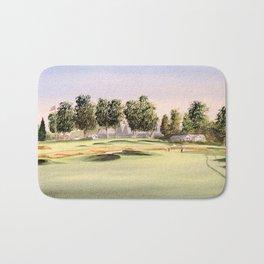 Oakmont Golf Course Bath Mat
