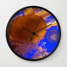 Amazing Jellyfish Wall Clock