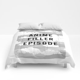 Anime Filler Episode Comforters