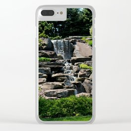 Fixation Clear iPhone Case