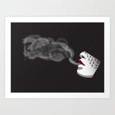 Gunsmoke Art Print