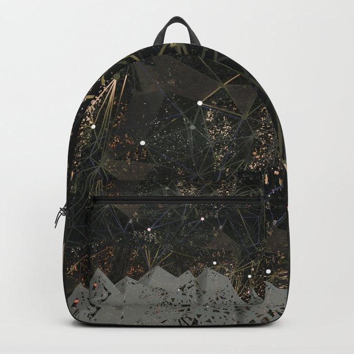 golden sky Backpack