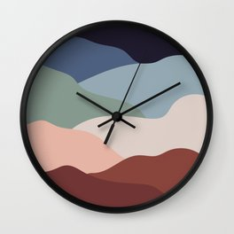 Supai Wall Clock