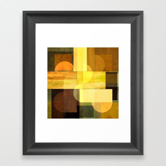 Textures/Abstract 92 Framed Art Print