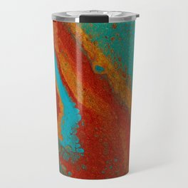Blue2 Travel Mug