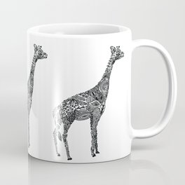 Designer Giraffe Coffee Mug