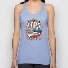 ford 1956 tee Unisex Tank Top