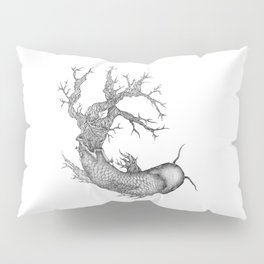 Koi Tree Pillow Sham