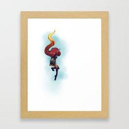 Princess of the Stars Framed Art Print