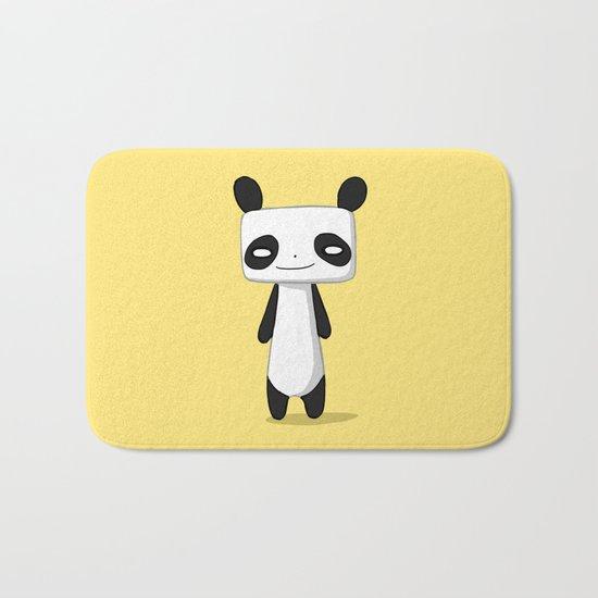 Panda 2 Bath Mat