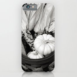 Gourds and Indian Corn 2 iPhone Case