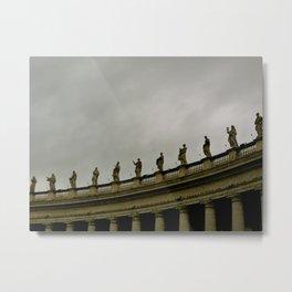 St. Peter's Basilica (Vatican City, Italy) Metal Print