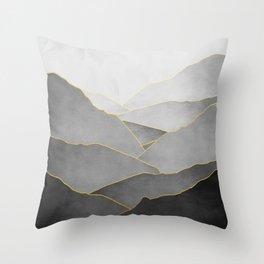 Minimal Landscape 01 Throw Pillow