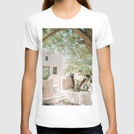 Santorini 0024: Pyrgos, Santorini, Greece T-shirt