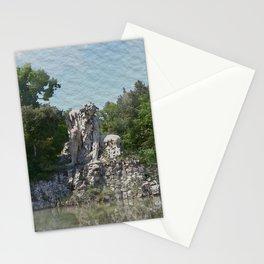 HALF MAN HALF MOUNTAIN Stationery Cards