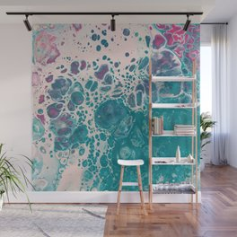 Frothy Shore Wall Mural