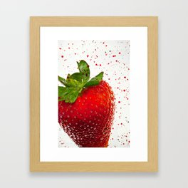 Dunk Framed Art Print