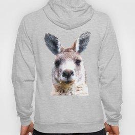 Kangaroo Portrait Hoody