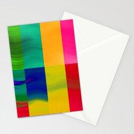 Color-emotion II Stationery Cards