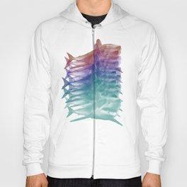 shark shirt Hoody