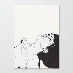 Roxy Canvas Print