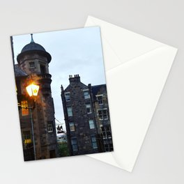 Writer Museum - Royal Mile - Edinburgh, Scotland Stationery Cards