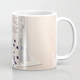 The grid filler Coffee Mug