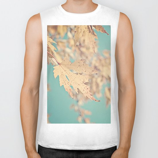 Golden Days  Biker Tank