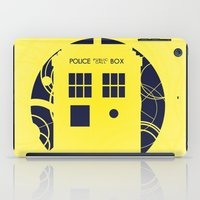 doctor who iPad Cases featuring Doctor Who by LukeMorgan