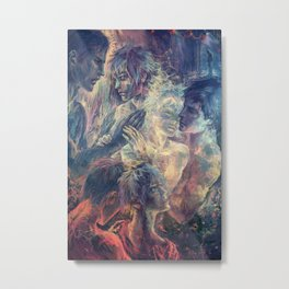 Eternal Spring Metal Print