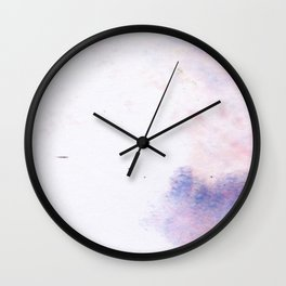 Print H Wall Clock