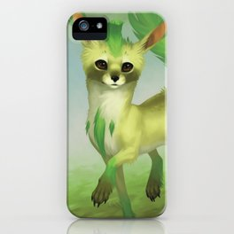 Leafeon iPhone Case