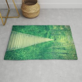 A Walk In The Forest Rug