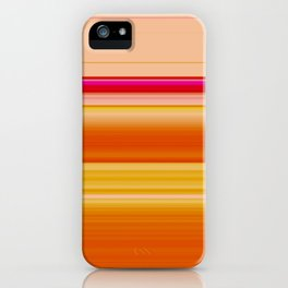 stripes 231 iPhone Case