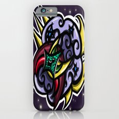 Digital Abstract Graffiti #2 iPhone 6s Slim Case