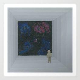 Empty Space 13 Art Print
